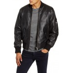 Black Pure Leather Jacket