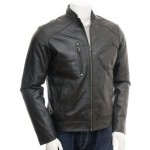 Digby – Men's Genuine Leather Biker Jacket